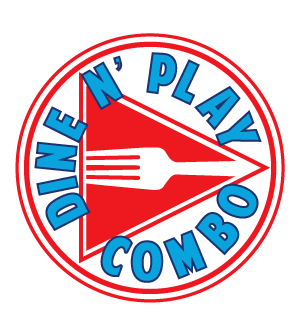 GameTime Dine N' Play Combo Play and Eat in Miami, Tampa, Fort Myers