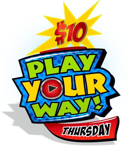 Play Your Way Thursday<br />