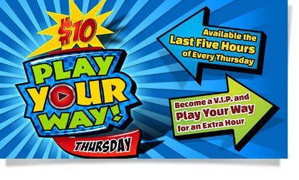 Thursday Play Your Way