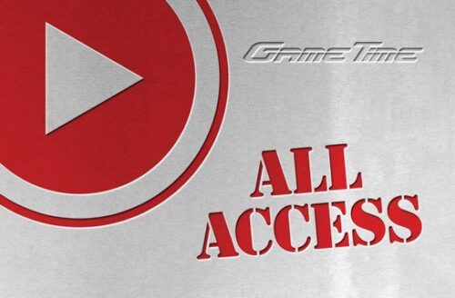 GameTime All Access Game Card