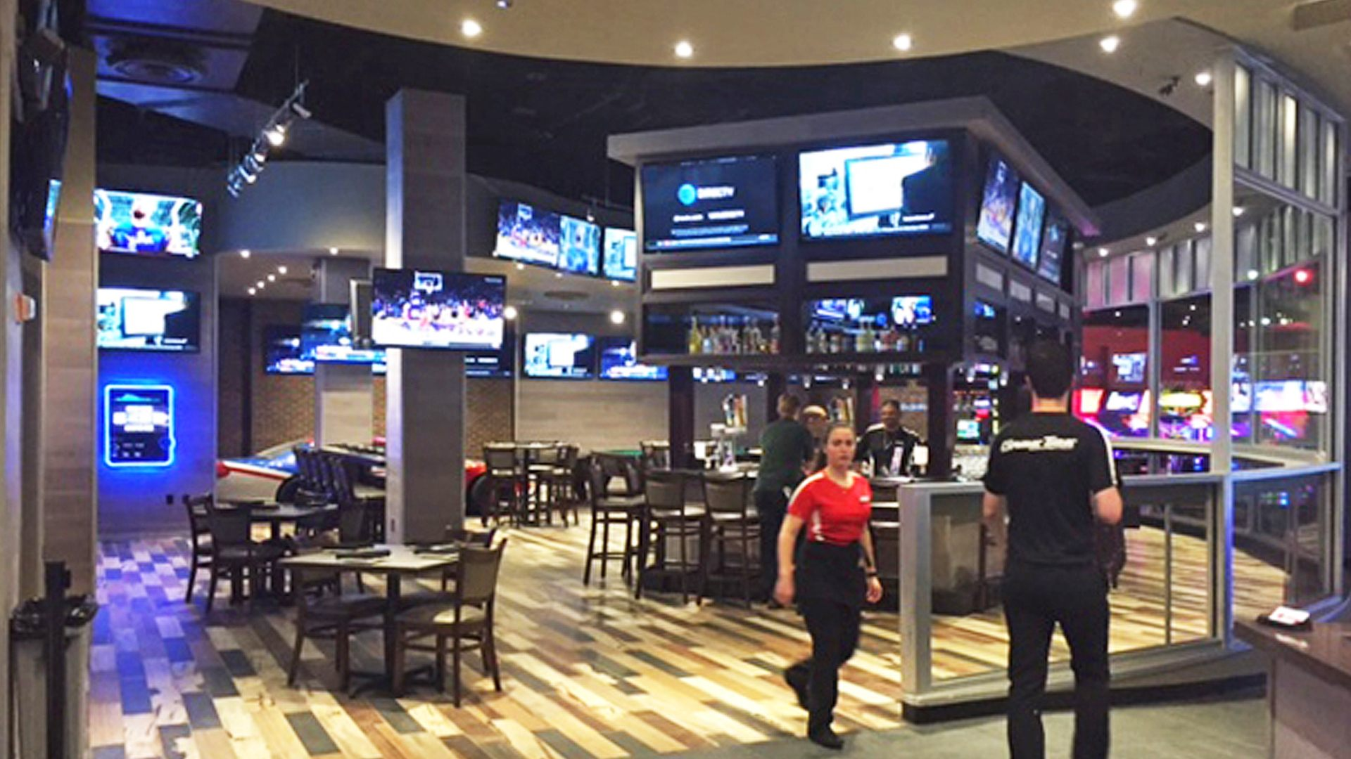 GameTime Tampa New Restaurant and Sports Bar