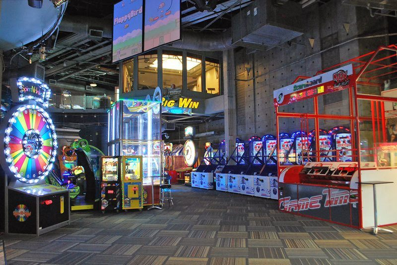 GameTime Miami Video Game Arcade