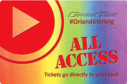 #Orlandostrong Game Card