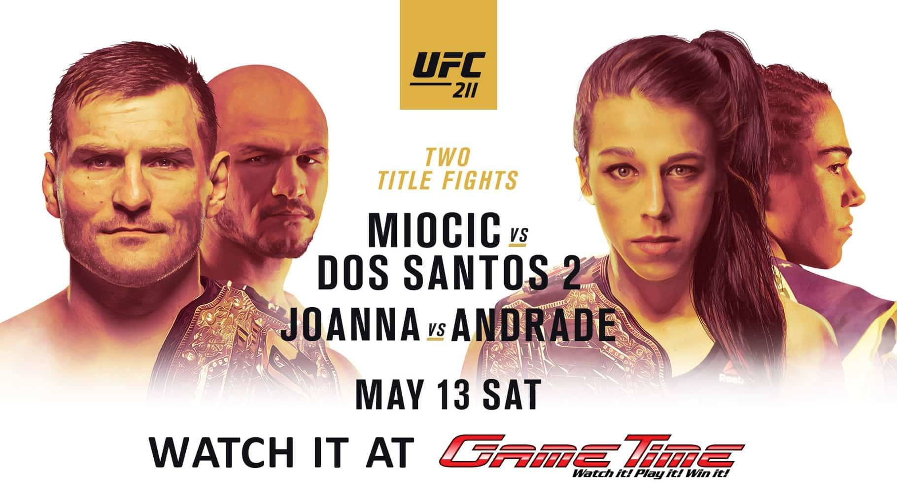 Watch-UFC-211-at-GameTime-Sports-Bar-Miami-Tampa-Fort-Myers-Ybor-City-SWFL