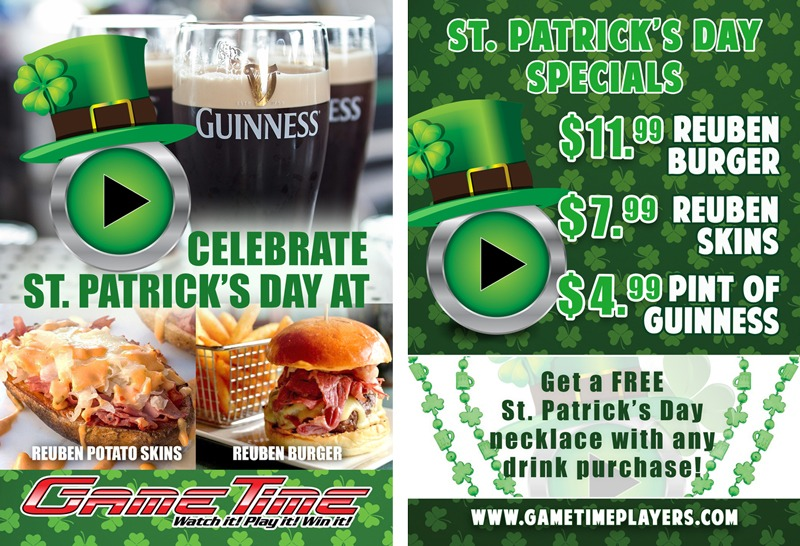 Celebrate-St-Patricks-Day-at-GameTime