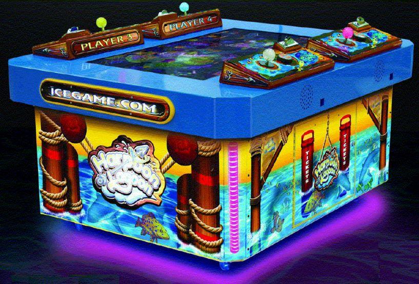 Harpoon Lagoon Tarantulas Fish Table Game For Sale - Buy ...