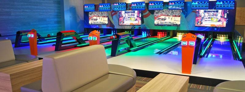 Ocoee-Mini-Bowling-Mega Arcade Restaurant Sports Bar Parties and more near Orlando