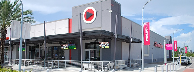 Gametime Daytona Bowling Center Arcade Restaurant Sports Bar